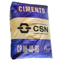 Cimento Csn CPIII